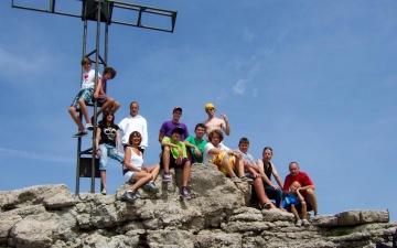Ausflug nach Caldonazzo