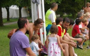 Ehemaligen Wochenende in Caldonazzo
