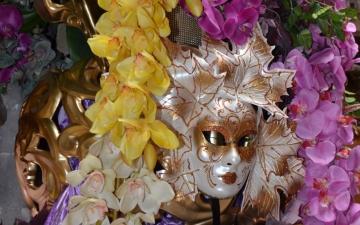 Kurzbesuch in Venedig zum Karneval_5